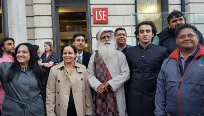 Indian spiritual guru gets a snub from LSE for calling Pakistani student a 'Taliban'