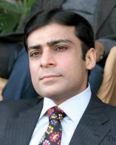 NAB teams raids residence of Hamza Shahbaz Sharif with arrest warrants