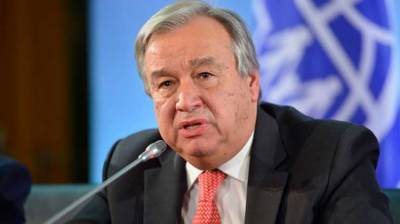 UN chief deeply concerned by military escalation in Libya