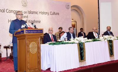 UN must play its role to resolve Kashmir and Palestine issues: President