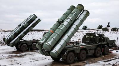 US warns Turkey over Russian S-400 missile system deal