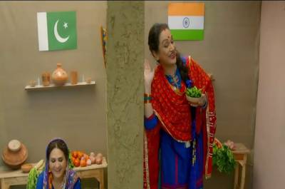 Veteran Actress Bushra Ansari's powerful message to India