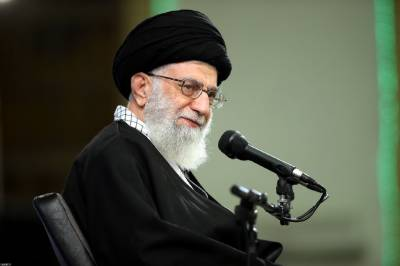 Iran's Khamenei urges Iraq to force out US troops 'as soon as possible'