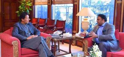 PM Imran Khan takes a dig at judicial decision of Hudaibiya Papers Mills case