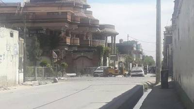 Twin blasts in Afghanistan, casualties reported