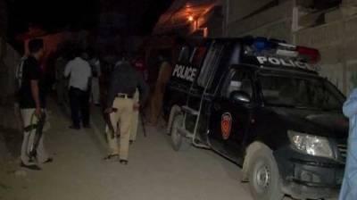 Two killed in Karachi firing incident