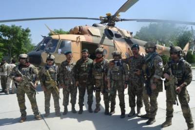 Afghan Military claims killing 100 Taliban members
