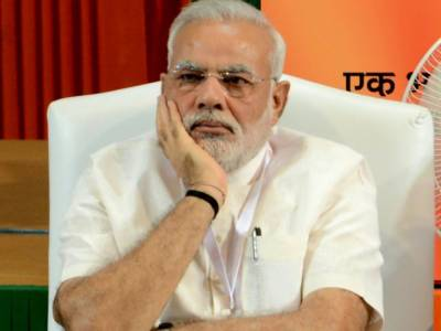 After failing to achieve big election promises, PM Modi tries to befool Indians yet again with $1.4 trillion dream