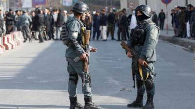 Bomb attack kills one police officer in Afghanistan