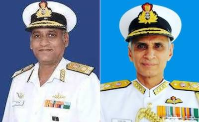 Indian Navy Admirals clash over post of Navy Chief