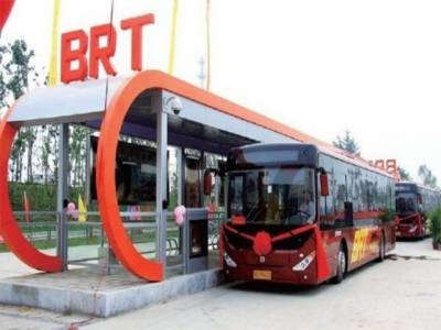KP govt takes notice of woman's death in BRT accident