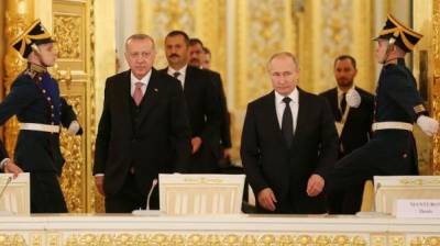 Russia, Turkey to continue efforts to establish peace in Syria