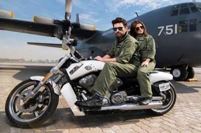 Pakistan's patriotic movie