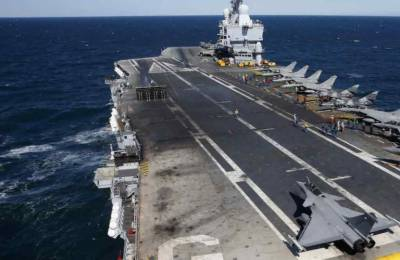 US warship laden with stealth fighter jets poke China yet again in South China Sea