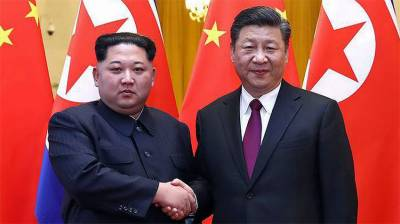 Chinese President congratulates N. Korean leader for re-election