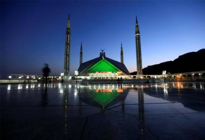 Imam-e-Kaaba arrives on 7-day visit