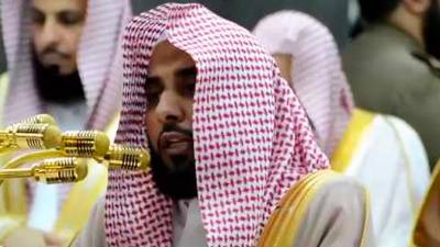 Imam e Kaaba to lead prayers in two Pakistani mosques