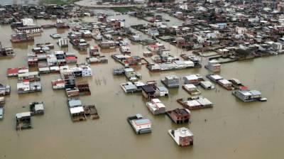 Iran: UN providing assistance to 10mln flood affectees