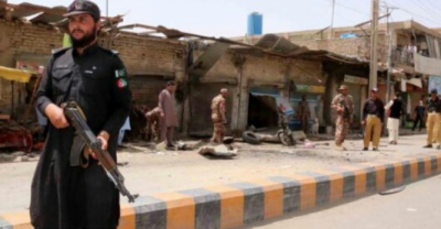Second blast in Balochistan targeting security forces