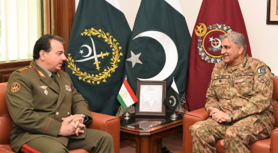 Tajik Defence Minister, Army Chief discuss bilateral cooperation in defence field