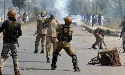 10 Indian soldiers severely injured in Occupied Kashmir