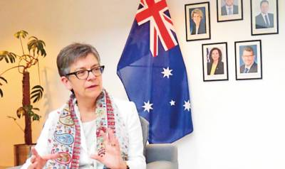 Australia will continue to cooperate with Pakistan in diverse sectors: HC