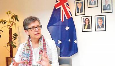 Australian High Commissioner has a good news for Pakistanis