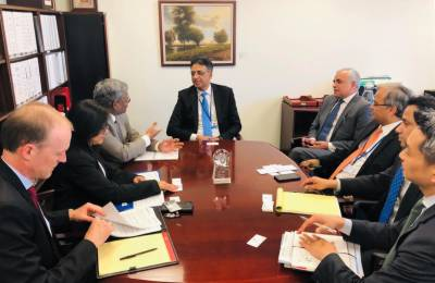 Finance Minister informs WB, IMF about measures to curb money laundering