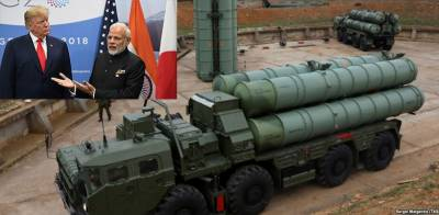 India hopes to avoid US sanctions over $5.2 mega defence deal