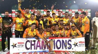 Khyber Pakhtunkhwa wins Pakistan Cup cricket tournament