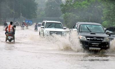 KP: PDMA issues alert about heavy rains, thunderstorm from Saturday