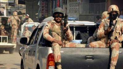 Rangers arrest 12 criminals in Karachi