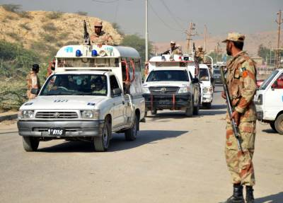 Rangers arrest 12 from different parts of city
