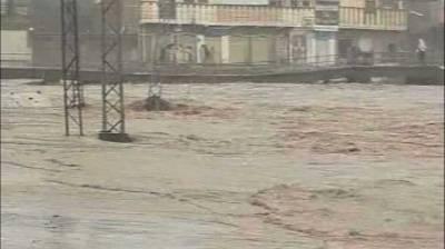 Seven killed in flash flood in South Waziristan