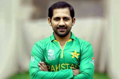 Skipper Sarfraz Ahmed gives a damn to India