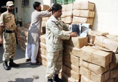 ANF seized drugs worth Rs 3 billion across raids in country