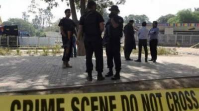Bomb blast in Khyber Pakhunlhwa on Sunday