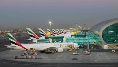 Dubai Airport Runway closed, flights being shifted to Sharjah or elsewhere