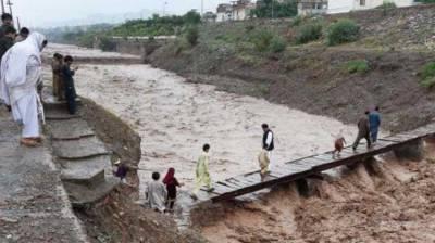 Flash flood kills 14 in South Waziristan