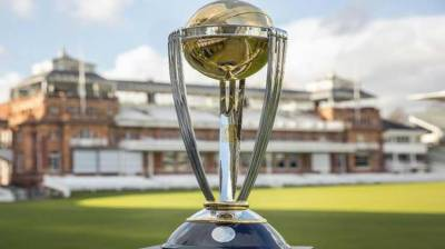 ICC World Cup 2019 trophy to be displayed in Karachi today
