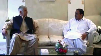 Punjab, KP Chief Ministers discuss matters of mutual interest