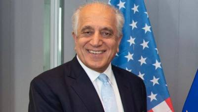 Zalmay Khalilzad has new demand from Pakistan over Afghan Taliban