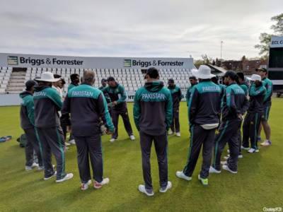 22 probables for World Cup undergo fitness test at Lahore