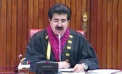 IHC announces verdict in Sadiq Sajrani elegibility for becoming acting President