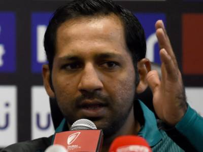 Skipper Sarfraz pins high hopes on Pakistan India match and the World Cup