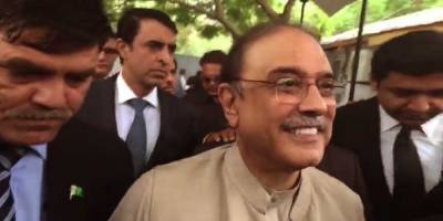AC to hear money laundering, fake accounts case against Asif Zardari on Tuesday