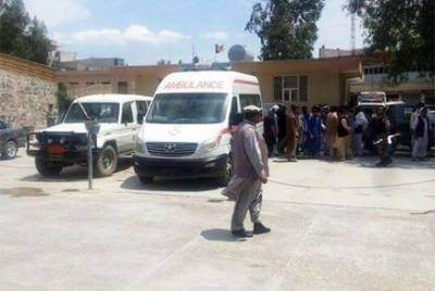 Explosion in Afghanistan's Laghman province leaves 7 children dead
