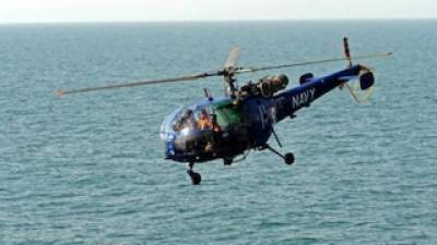 Major catastrophe averted by Indian Navy at Sea