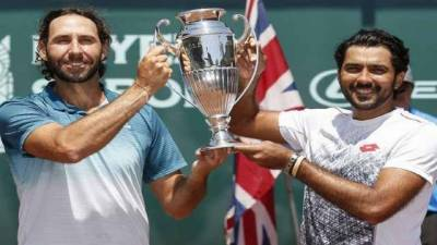 Pakistan's tennis star Aisam ul Huq earns yet another laurels for the country