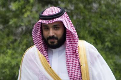 Saudi Crown Prince meets commander of US Central Command: report